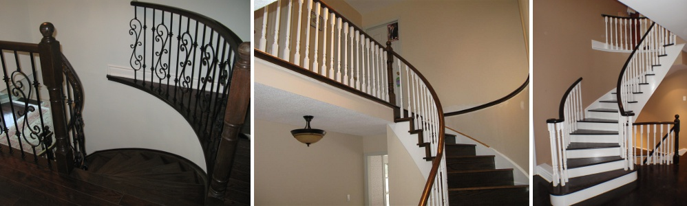 Hardwood Stairs And Railings Services Hardwood Stairs